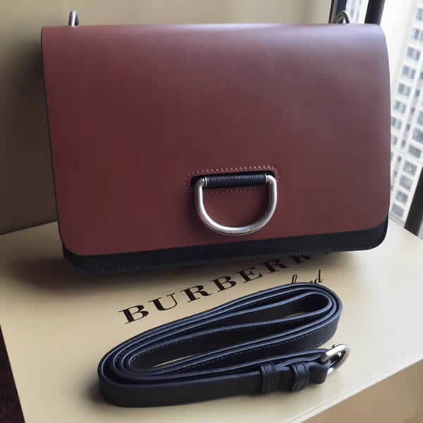 Burberry D-Ring Red Bag Shoulder Bag Messenger Bag 40766591