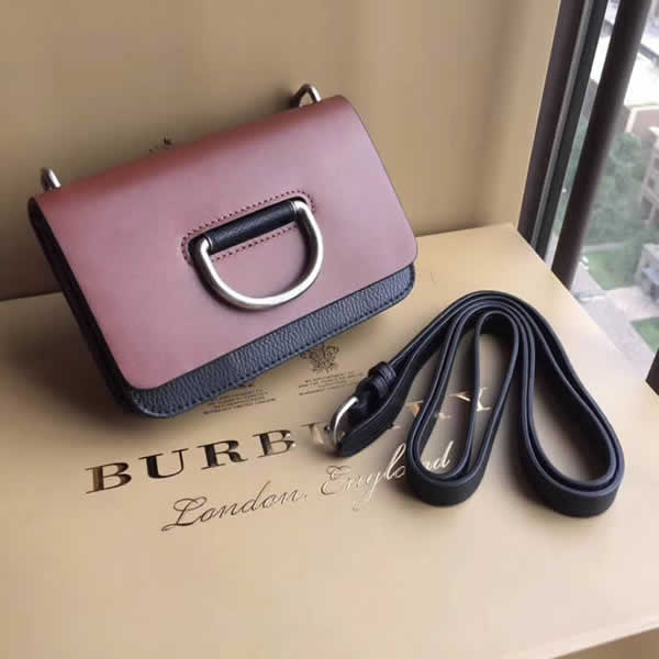 Fake Burberry Red Trench Shoulder Crossbody Bag 40767061