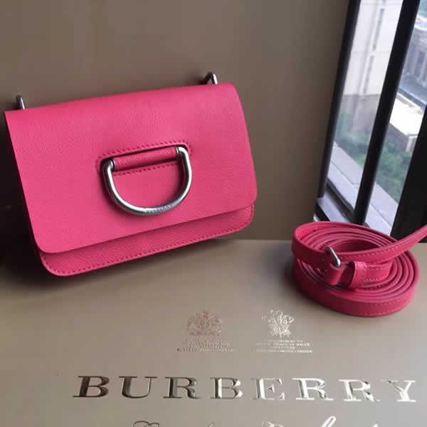 Fake Burberry Purple Trench Shoulder Crossbody Bag 40767061