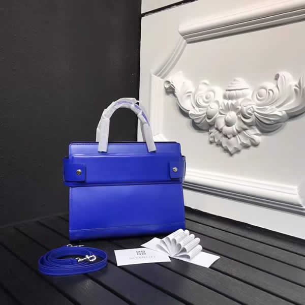 Fashion Cheap Givenchy Horizon Blue Tote Bag Top Quality 0188