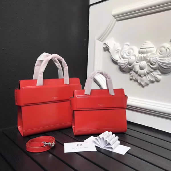 Fashion Cheap Givenchy Horizon Red Tote Bag Top Quality 0188