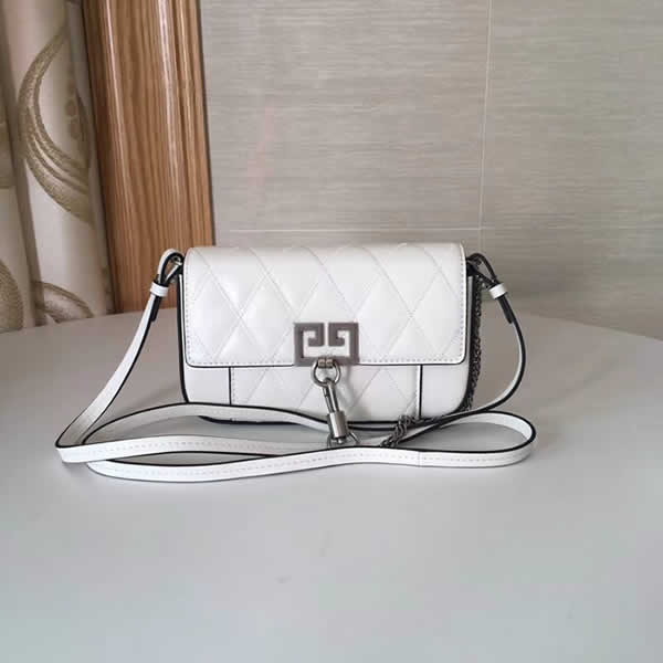 Replica Givenchy Autumn And Winter New White Crossbody Shoulder Bag