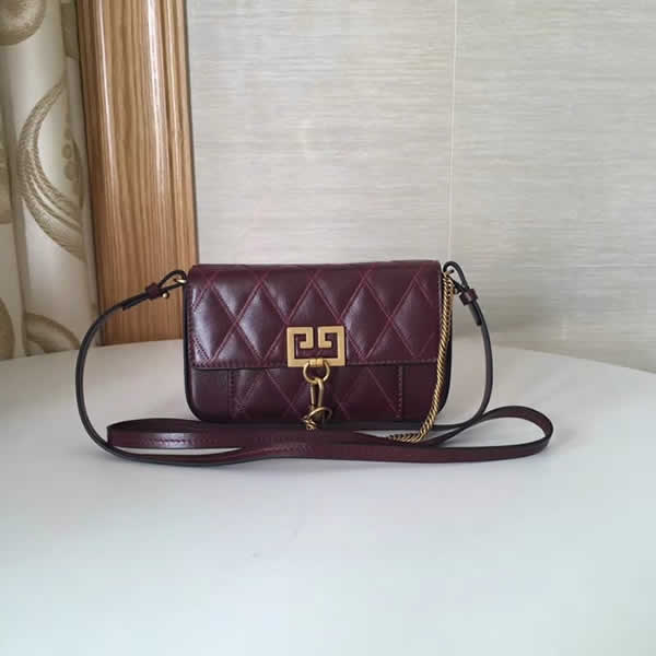 Replica Givenchy Autumn And Winter New Red Crossbody Shoulder Bag