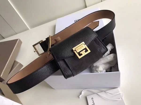 Givenchy Gv3 Nano Glare Waight Keller Pocket Shoulder Bag