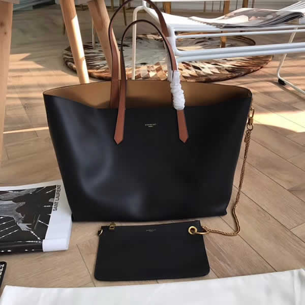 Givenchy Latest Black Shopping Bag Discount Replica Handbag