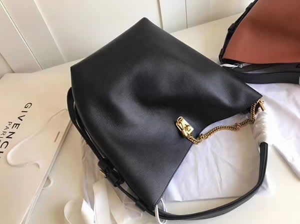 New Replica Givenchy Black Clare Waight Keller It Bag Gv Bucket
