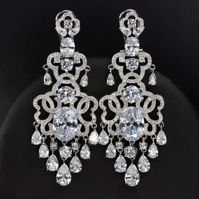 Hot Sale New Arrival Jewelry Replica Cheap Bvlgari Earrings 06