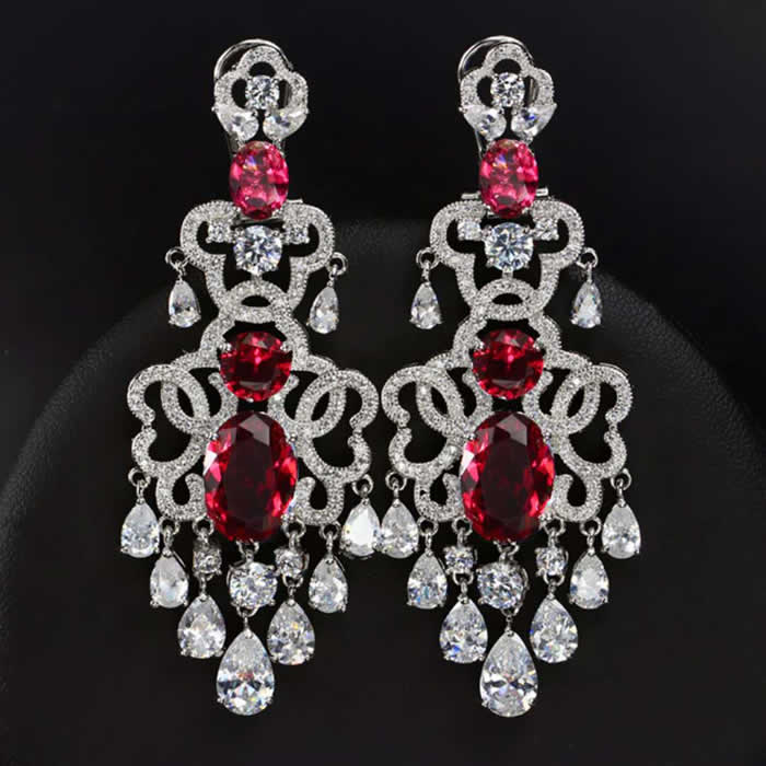 Hot Sale New Arrival Jewelry Replica Cheap Bvlgari Earrings 09