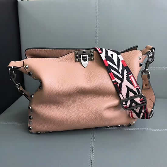 Hot Sale High Quality Valentino Pink Shoulder Bag 50031m