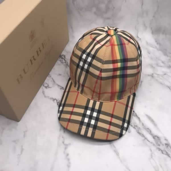 Burberry new Hat men women Baseball Cap adjustable Hip-hop snapback cap hats