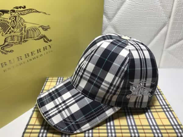 Men Burberry Snapback Hats Summer Baseball Cap Men Fashion Hip Hop Outdoor Sport Hat