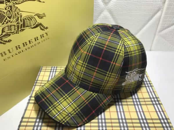 Discount Burberry Hip Hop Cotton Baseball Cap For Women Men Outdoor Fashion Hat