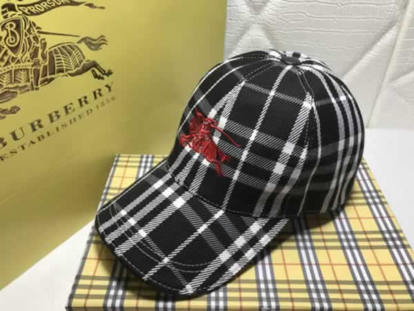 Burberry Baseball Cap Children Snapback Hip Hop Cap Summer Boys Girls Sport Adjustable Sun Hat