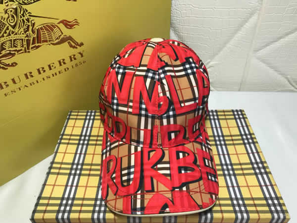 New Burberry Cap Baseball Cap unisex Snapback Caps Hat Hat outdoor sports hats casual caps