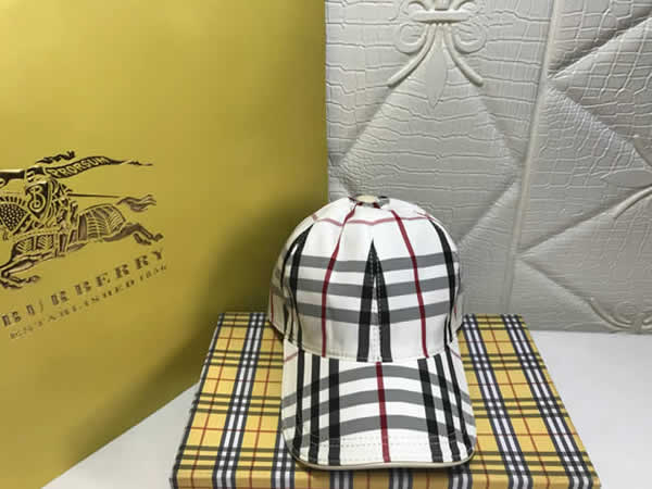 2020 Show Burberry Cap New Fashion Fans Snapback Hats Men Women Baseball Cap Adjustable Hats