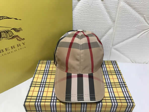 Burberry Baseball Cap Hip Hop autumn Label Sun Hat Boys Girls Caps snapback hats