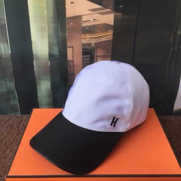 New Fashion Hermes Cap Cotton Snapback Hats For Men Women Hip Hop Fitted Baseball Caps