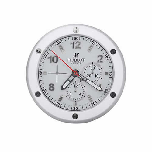 Hublot Big Bang King Power Wall Clock White  622469