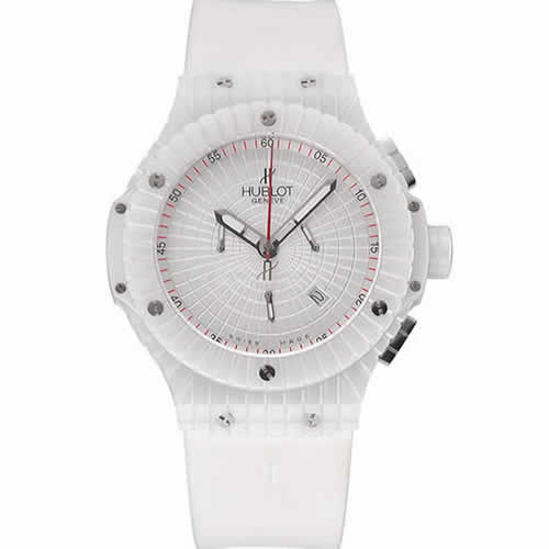 Hublot Big Bang Caviar White Dial