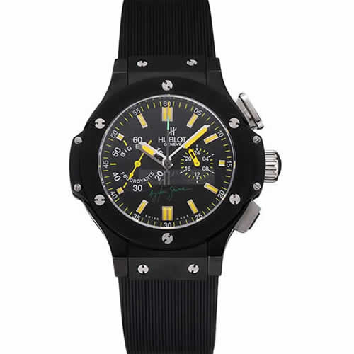 Hublot Big Bang Foudroyante Senna