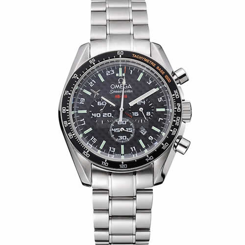 Omega Speedmaster HB-SIA GMT Chronograph Numbered Edition  622401