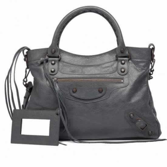 Replica Balenciaga Handbags Town Gris Tarmac wholesale