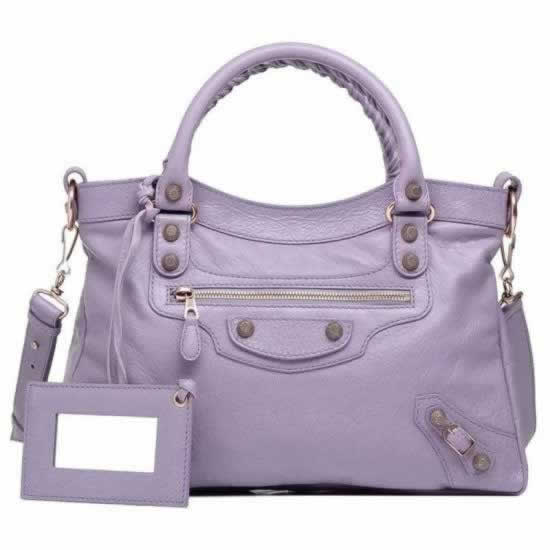 Replica Balenciaga Handbags Giant Rose Gold Town Glycine