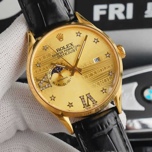 Replica Rolex Swiss Datejust Man Mechanical Movement Watches