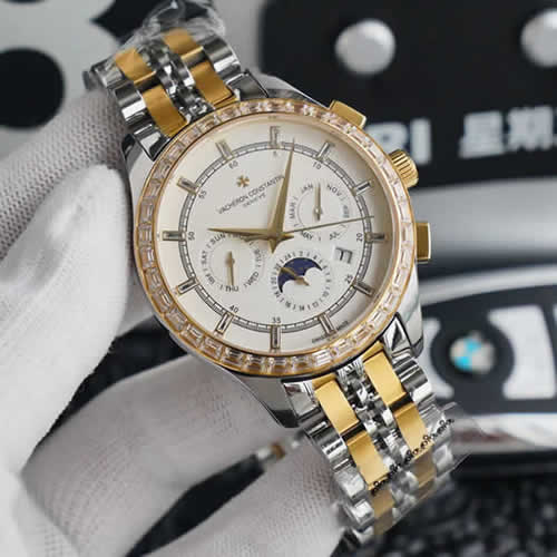 Replica Vacheron Constantin Swiss Traditionnelle Man High Quality Watches